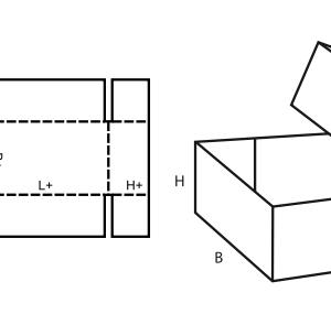 FEFCO 0300 Box