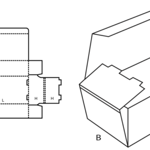 FEFCO 0421 Box