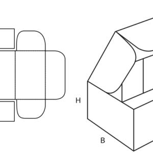 FEFCO 0426 Box