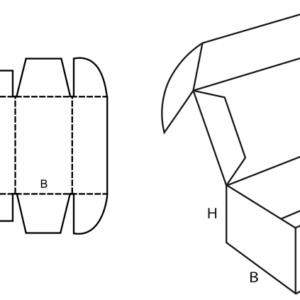 FEFCO 0427 Box