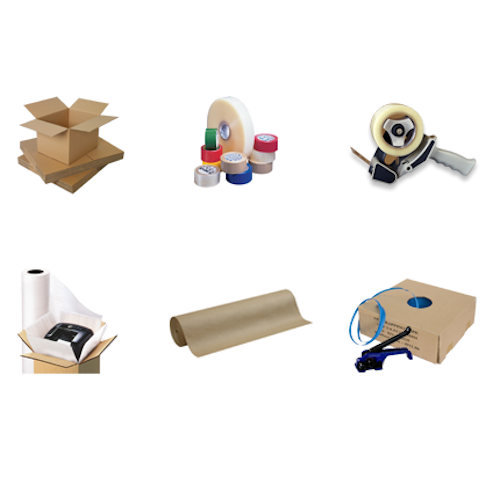 Stock Packaging Supplies