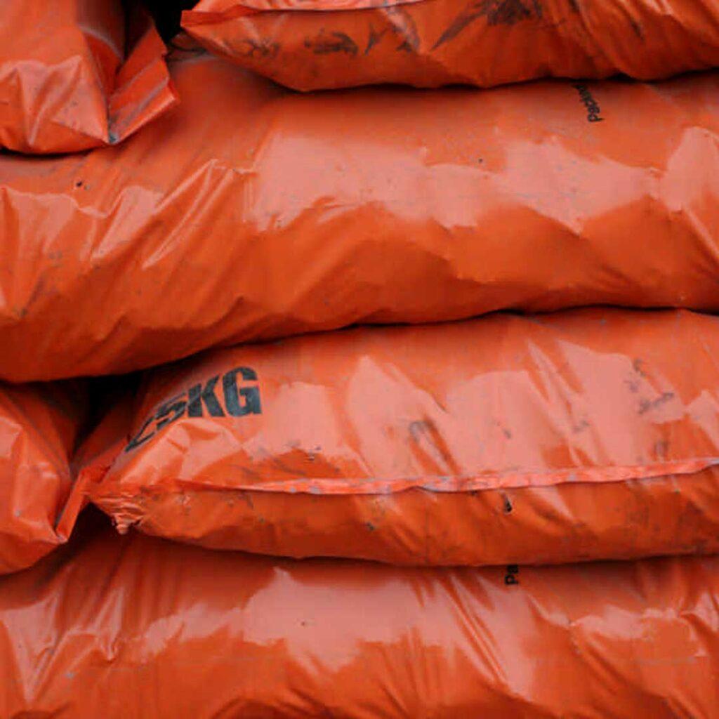 Super Heavy Duty Polythene Bags